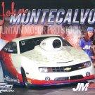 2015 NHRA PS Handout John Montecalvo