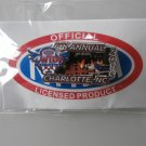 2015 NHRA Event Pin Charlotte 4 Wide