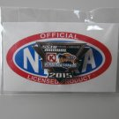 2015 NHRA Event Pin Pomona Winternationals