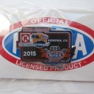 2015 NHRA Event Pin Pomona Winternationals TEC
