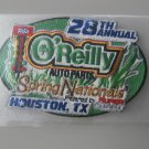 2015 NHRA Event Patch Houston