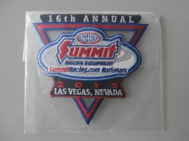 2015 NHRA Event Patch Las Vegas Spring Race