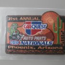 2015 NHRA Event Patch Phoenix