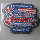 2015 NHRA Event Patch Norwalk