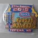 2015 NHRA Event Patch Topeka
