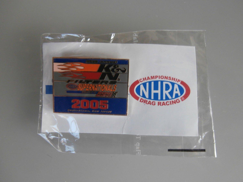2005 NHRA Event Pin Englishtown