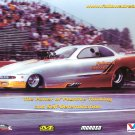 2004 NHRA AFC Handout Dave Ray