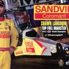 2016 NHRA PS Handout TF Shawn Langdon (Sandvik)
