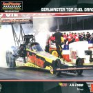 2016 NHRA TF Handout J.R. Todd (version #2) 8 Wins 13 Finals