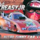 2016 NHRA NFC Handout Dale Creasy