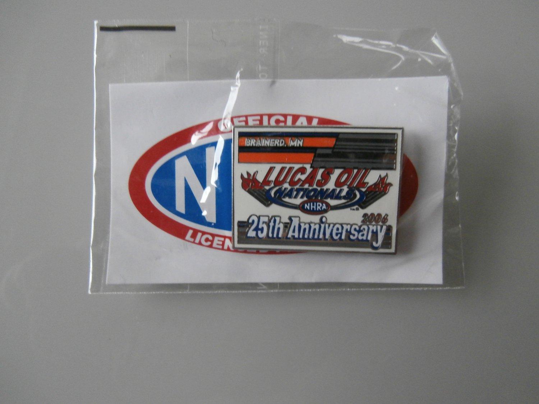 2006 NHRA Event Pin Brainerd