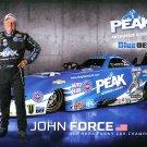 2016 NHRA NFC Handout John Force