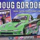 2016 NHRA AFC Handout Doug Gordon