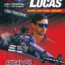 2016 NHRA PS Handout Morgan Lucas