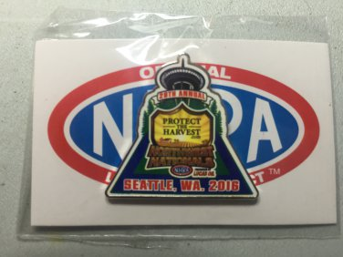 2016 NHRA Event Pin Seattle
