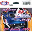 2013 NHRA Event Decal St. Louis