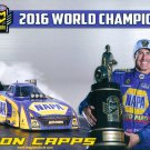 2017 NHRA FC Handout Ron Capps