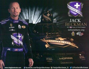 2017 NHRA FC Handout Jack Beckman