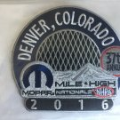 2016 NHRA Event Patch Denver