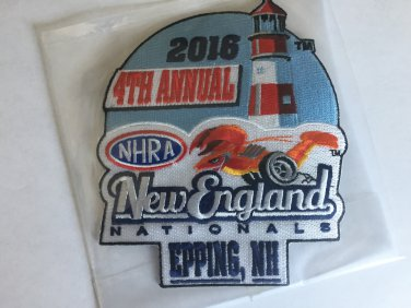 2016 NHRA Event Patch Epping