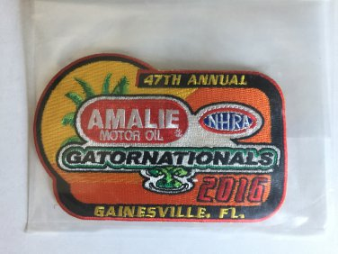 2016 NHRA Event Patch Gainesville