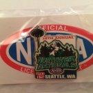 2015 NHRA Event Pin Seattle