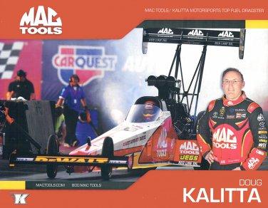 2017 NHRA TF Handout Doug Kalitta (version #2)