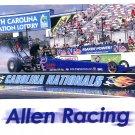 2017 NHRA TAD Handout Arthur Allen
