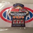 2017 NHRA Event Pin Las Vegas (Spring race)
