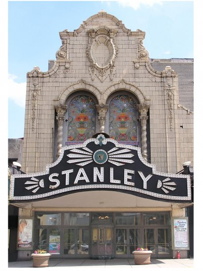 The Stanley Theatre Postcard Utica, NY Theater 50 Postcards for $15.00