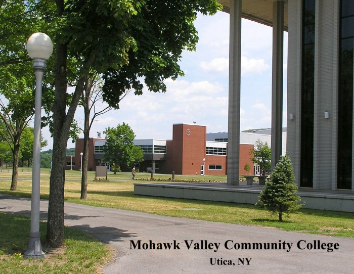 Mohawk Valley Community College Postcard, Utica, NY 50 Postcards for $15.00