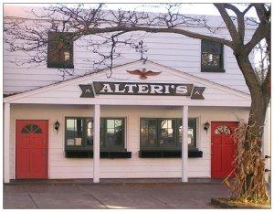 Alteri's Restaurant Postcard, Clinton, NY 50 Postcards for $15.00