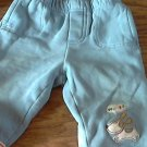 Cater's baby boy's blue pant 6-9 mos