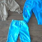 Lot of 3 baby boy's pants 3-6 mos