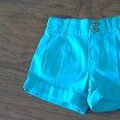 Oshkosh toddler girl's light green short 3T