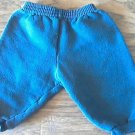 Hanes baby boy or girl navy pant 6 mos