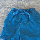 Garanimals baby boys navy string short 18 mos