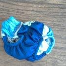 OP Baby boy's blue swim short 6 mos