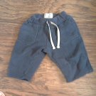 Old Navy baby boy's navy sweater pant 6-12 mos