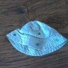 baby boy's khaki hat one size