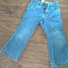 Tommy Hilfiger girl's denim blue pant 4T