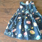 Toddler girl's blue floral sundress 5T