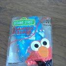 Sesame Street boy's blue blanket sleeper 1T