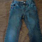 Toughskins girls denim pant size 3T