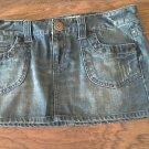 Airapastale girl's denim skirt 7/8