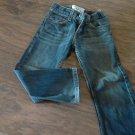 Levi girl's denim bootcut pant size 7