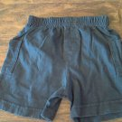 Circo baby girl's navy elastic waist short 24 mos