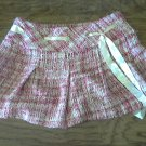 Studio Y girl's pink knitted skirt size 7-8