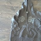 Aeropostale girl's brown long sleeve sweater size medium (10-12)