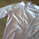 Man's purple long sleeve causal shirt size 33